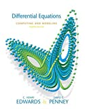 img - for Differential Equations Computing and Modeling (4th Edition) book / textbook / text book