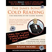 The James Bond Cold Reading (Speed Learning Book 2)