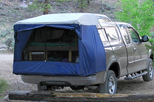 DAC Full - Size Truck Tent (Air Mattress For Toyota Tacoma Short Bed)