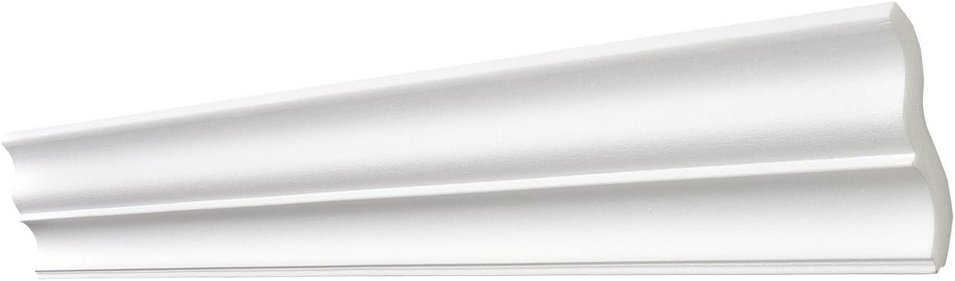 65 x 60 mm longueur 2 m Decosa Moulure ST60