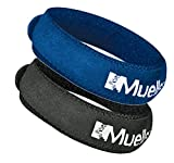 Best Mueller Knees - Mueller Jumpers Knee Support,10-22 in, 25-55 cm,2PK: Black/Blue Review
