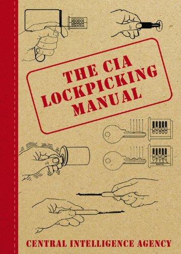 The CIA Lockpicking Manual - Pro Guide Lock