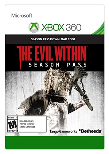 Evil Within Season Pass - Xbox 360 Digital Code by Bethesda