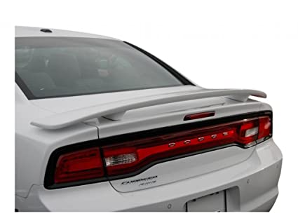 Spoiler and Wing King PS2 Bright Silver Metallic : Dodge Charger