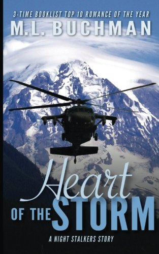 book cover of Heart of the Storm
