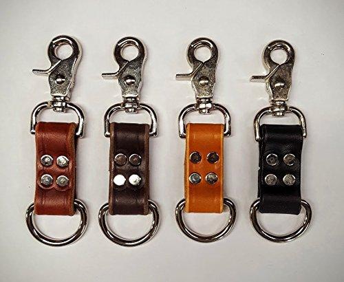 Heavy Duty Key Ring - Key Fob Money Clip