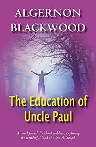book cover of The Education of Uncle Paul