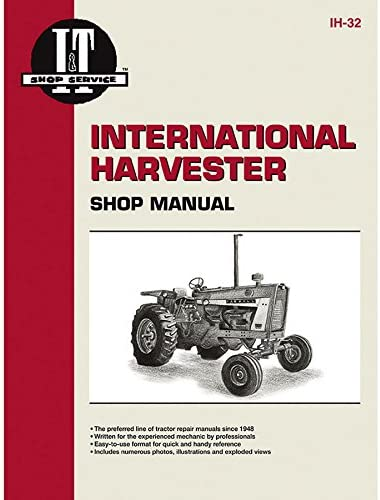 [SCHEMATICS_48ZD]  Amazon.com: Complete Tractor New 1715-2022 Service Manual Compatible  with/Replacement for Case/International Tractor IH-32 1206,1256,1456,21206,21256:  Garden & Outdoor | Ih 1256 Wiring Diagram |  | Amazon.com