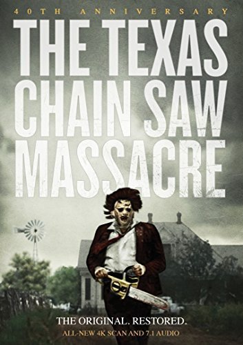 Halloween Chainsaw Scares (The Texas Chain Saw Massacre: 40th)