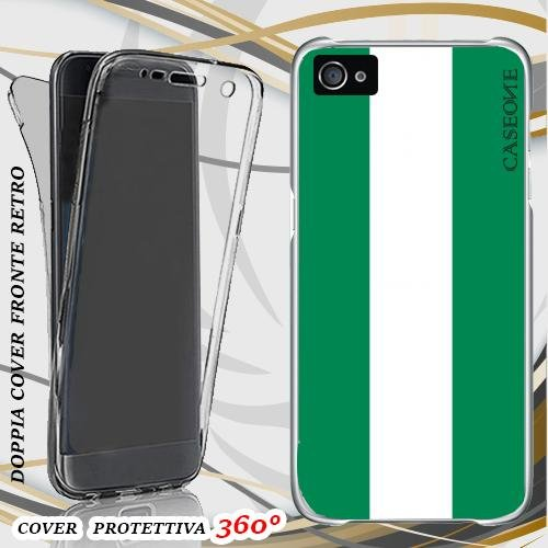 CUSTODIA COVER CASE NIGERIA PER IPHONE 5 FRONT BACK