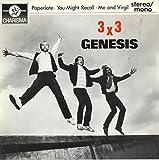 Genesis Paperlate - 3 x 3 EP 1982 UK 7