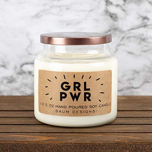 Grl Pwr Soy Candle