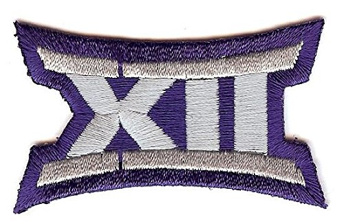 Big 12 XII Conference Team Jersey Uniform Patch Kansas State ()