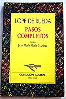 Pasos completos (Literatura) (Spanish Edition)