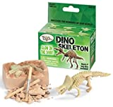 Dino Skeleton Glow in the Dark Mini Dig Kit, Dinosaur Dig Kit