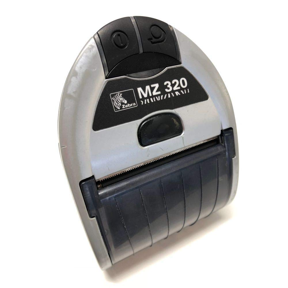 Zebra Technologies M3E-0UB0E020-00 Ait PRINTER, MZ320, 4MB/8MB, US/Ca ENG/LAT, USB/Irda/Bluetooth, EU/Efta/India/Russia/Turkey, EU (Renewed)