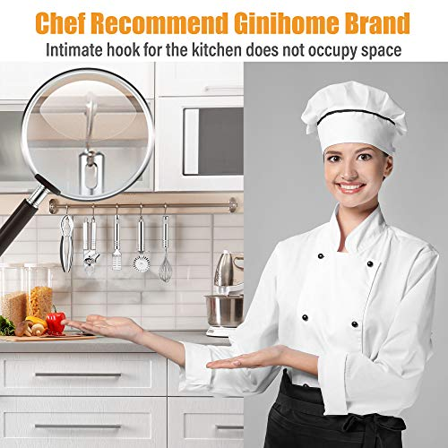 GiniHome Whisk, Stainless Steel Better Balloon Whisk, Flour Cake Hand Mixer, Easy for Kitchen and Life by GiniHome (Image #4)