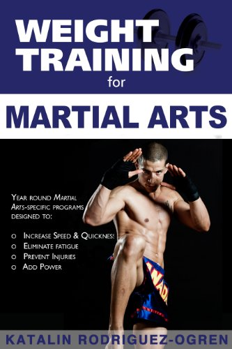 Martial Arts Strength Training (Weight Training for Martial Arts: The Ultimate Guide)