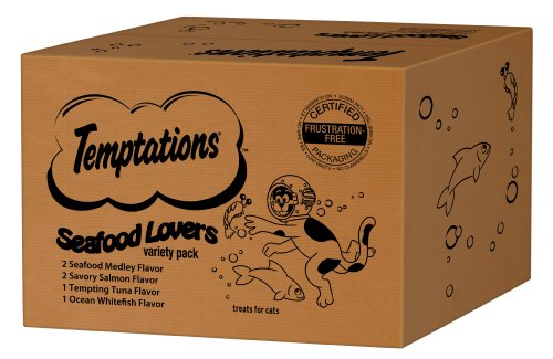 TEMPTATIONS-Classic-Treats-for-Cats-Seafood-Lovers-3-Ounces-6-Pouch-Variety-Pack
