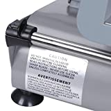 ZENSTYLE Premium Electric Meat Slicer Stainless