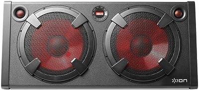 ION Audio - Road Warrior - 500-Watt Rechargeable Stereo Speaker System