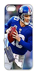 Iphone 5 5s phone case,Eli Manning cases for Iphone 5 5s,DIY case for Iphone 5 5s By PDDSN.