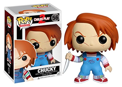 Funko POP Movies: Chucky Vinyl (Horror Movie Ideas)