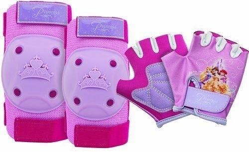 Bell Sports 7051866 Princess Pad Set, -