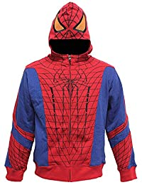 Amazing Spiderman Costume Juvenile Hoodie