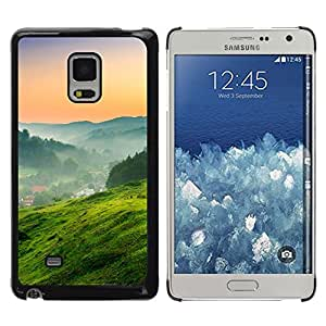 """For Samsung Galaxy Mega 5.8 , S-type Verde Paisaje Naturaleza"""" - Arte & diseño plástico duro Fundas Cover Cubre Hard Case Cover"""