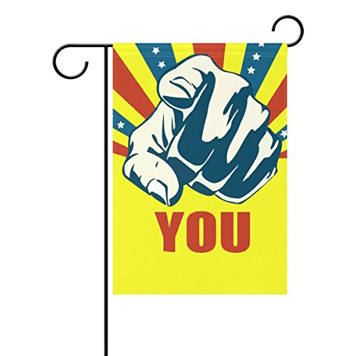 U LIFE You Garden Yard Flag Flags Banner Banners for Indepen