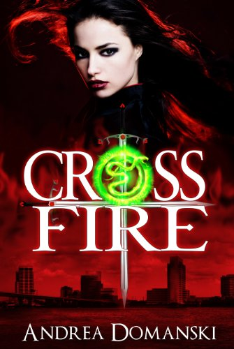 Crossfire (Book 1) (The Omega Group) by [Domanski, Andrea]
