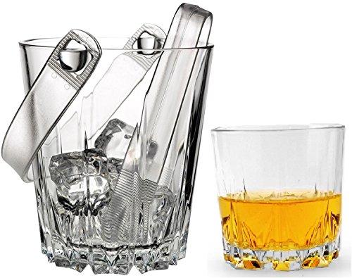 10oz clear plastic jars - 8