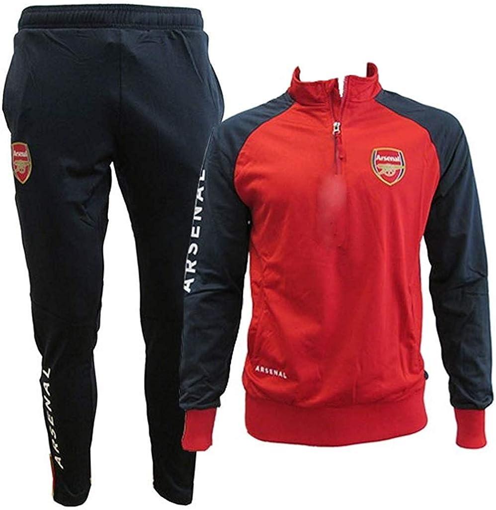 Gilles Cantuel Arsenal F.C. Chándal Pantalones y Chaqueta Original ...