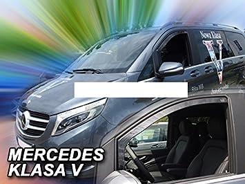 Zentimex Z750272 Windabweiser Regenabweiser Acrylglas Dunkelgrau Für Vorne Auto