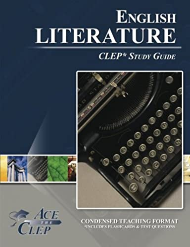 clep english literature test study guide ace the clep rh amazon com english composition clep study guide english composition clep study guide pdf