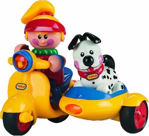 Tolo Toys First Friends Scooter with Puppy [並行輸入品]   B014RH7NWO