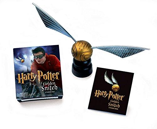 Harry Potter Golden Snitch Sticker Kit (Mega Mini Kits) (Harry Potter Snitch)
