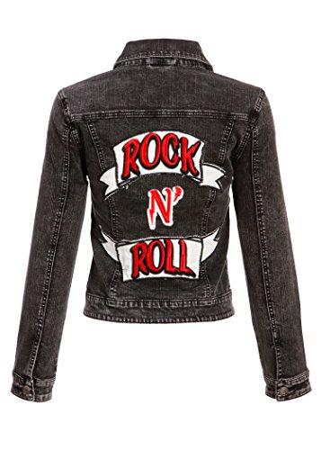 Roll Collar Jacket - 2