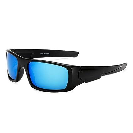 YJiaJu Gafas de Sol polarizadas para Hombres Gafas para ...