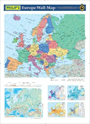 Buy philips europe wall map politicalphysical school edition buy philips europe wall map politicalphysical school edition philips wall maps book online at low prices in india philips europe wall map gumiabroncs Gallery