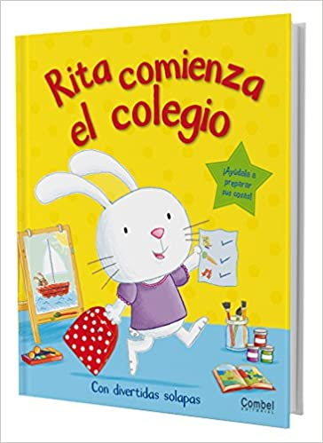 Rita comienza el colegio (Spanish Edition): Mike Byrne: 9788498257564: Amazon.com: Books