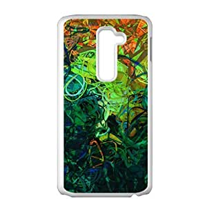 Abstract colorful pattern Phone Case for LG G2