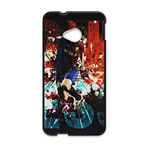 Happy Messi Lionel Barselona Phone Case for HTC One M7