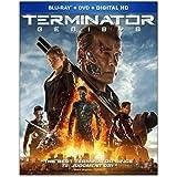 Terminator Genisys (Blu-ray + DVD + Digital HD)