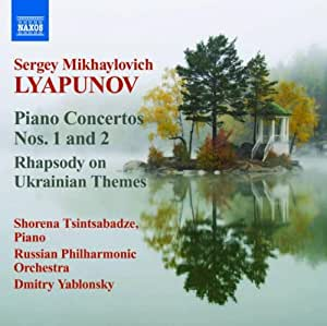 Piano Ctos 1 & 2 / Rhapsody on Ukrainian Themes