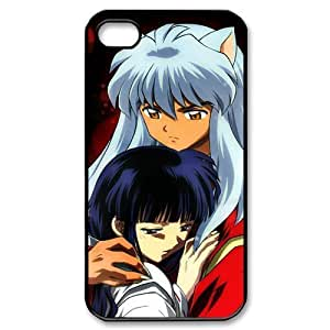 Hot Inuyasha Custom Back Cover Case 3 for iPhone 4/4S 1767038M11611006