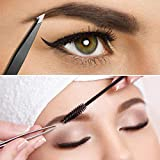 Vextronic Tweezers for Eyebrows with Professional