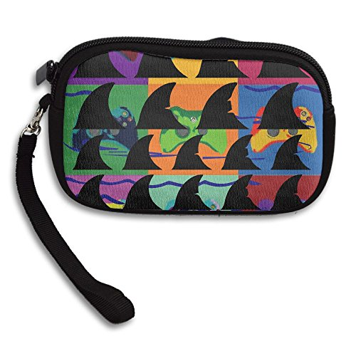 Purse Receiving Colorful Gamepad Deluxe Printing Bag Small Game Portable qxOUOX16w