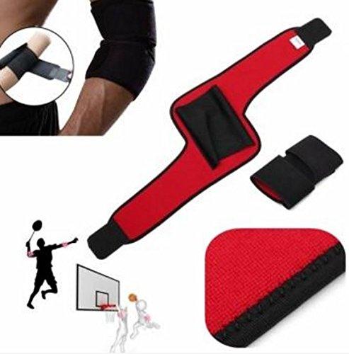 adjustable elbow support brace tennis